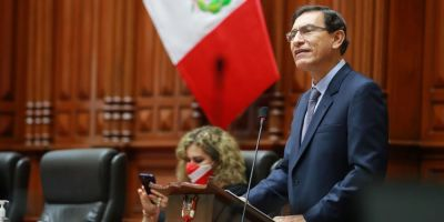Congresso do Peru aprova impeachment do presidente do país