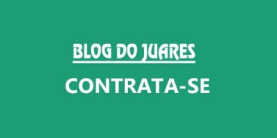 Blog do Juares contrata jornalista