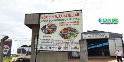 Feira do Produtor Rural Willi Dummer de Camaquã (23mai2015)