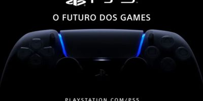 SAIU: confira design do Playstation 5 da Sony