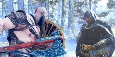 God of War Ragnarok no Playstation 5: Kratos enfrenta Thor em embate épico