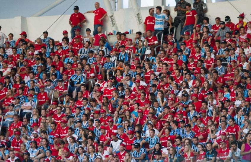 Inter projeta 30 mil no Gre-Nal da semifinal do primeiro turno do Gauchão no sábado