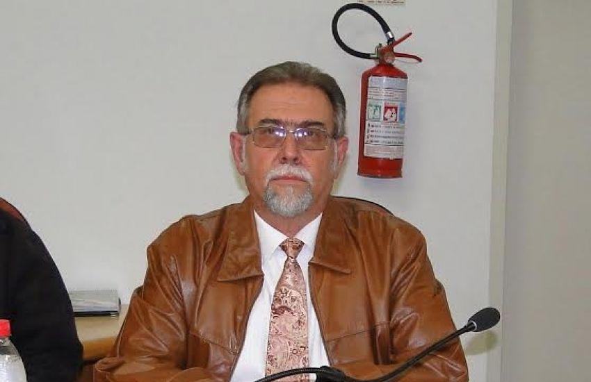 Vereador Marconi Dreckmann assume a Vice-Presidência da Mesa ...